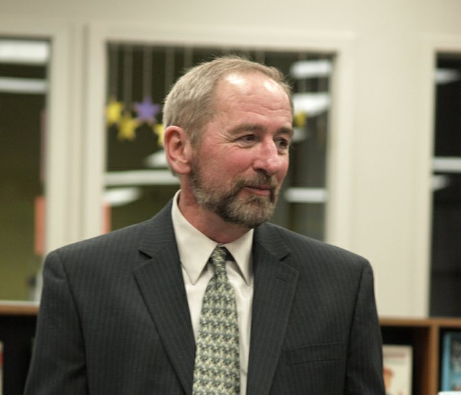 Hood River County School Superintendant Charlie Beck announced he would resign at the end of the 2012-2013 school year.
