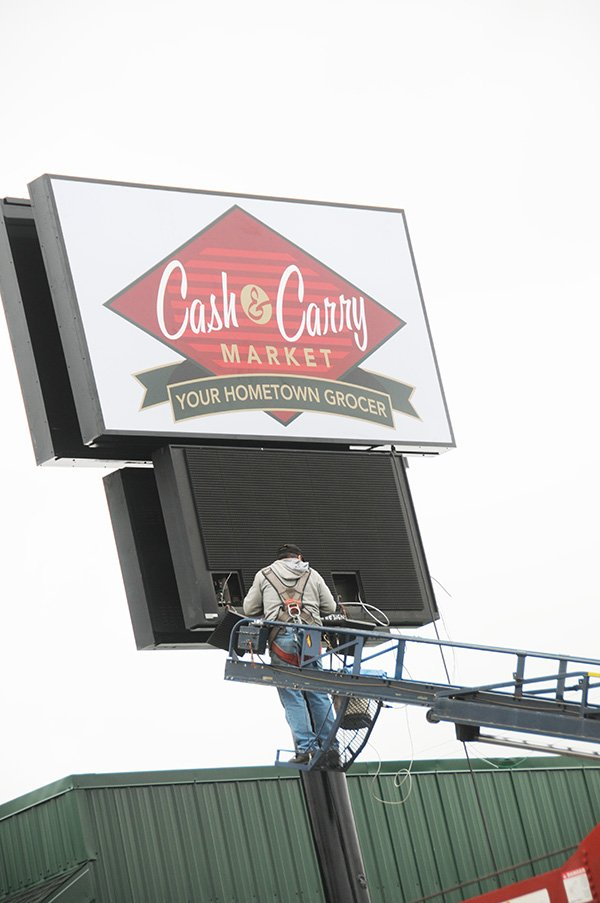 I Saw The Sign