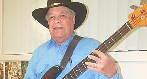 John B. Gonzales has been selected for induction into the Tejano Roots Music Hall of Fame. He is one of 13 Tejano aficionados being named as role models of the traditional Mexican country western style music.