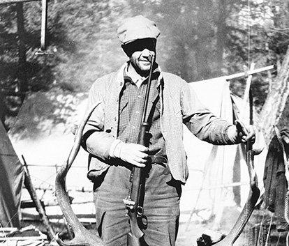 Unidentified Hunter circa 1930