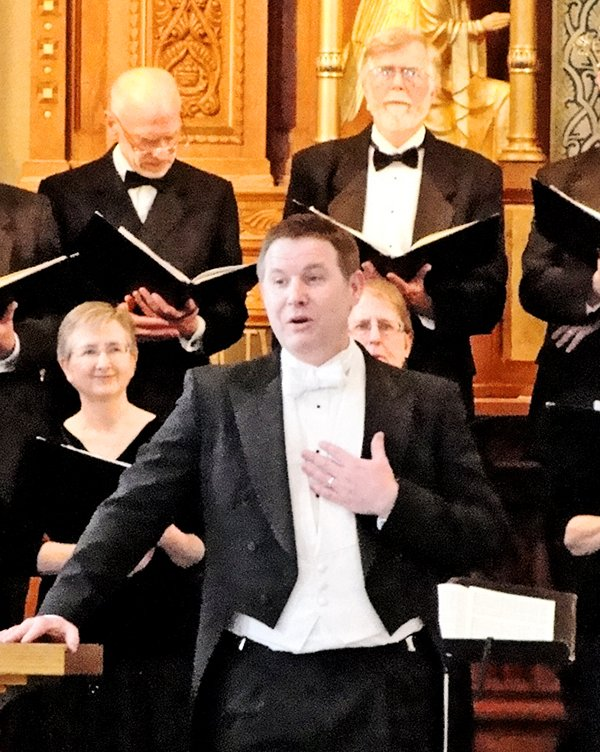 The Palouse Choral Society Chamber Choir will perform at the Monastery of St. Gertrude in Cottonwood on March 9.