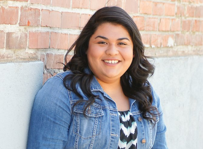 Sophia Dominguez is one of 13 young ladies who will compete for the 2014-15 crown on Oct. 5.