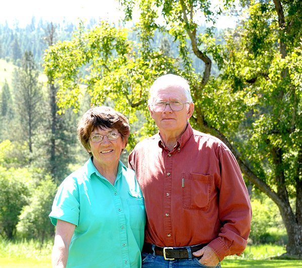 Jane and Chuck Pratt