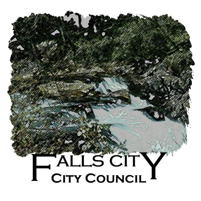 Falls City City Council