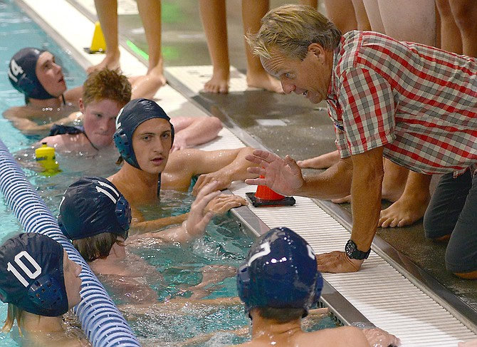 The next level: HRV's varsity boys water polo team plays in Corvallis Thursday for a shot at the state finals tournament next week.