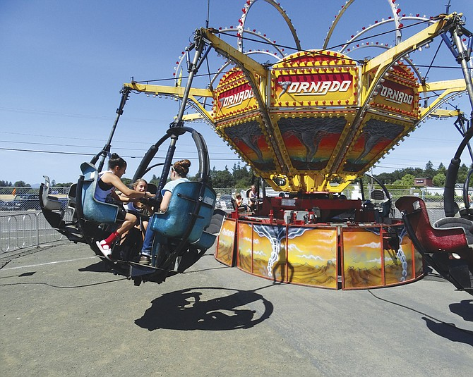 Fairgoers will have one less day to enjoy the carnival rides and other attractions at the Polk County Fair after the fair board decided to shorten the event to three days.
