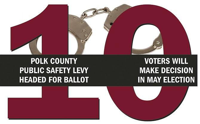 Polk County Public Safety Levy Headed for Ballot