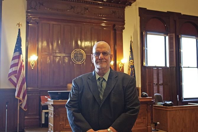Mike Barnett, the assistant director of Polk County Court-Appointed Special Advocates, has been a CASA for six years. He's seen the positive impact CASAs can have.