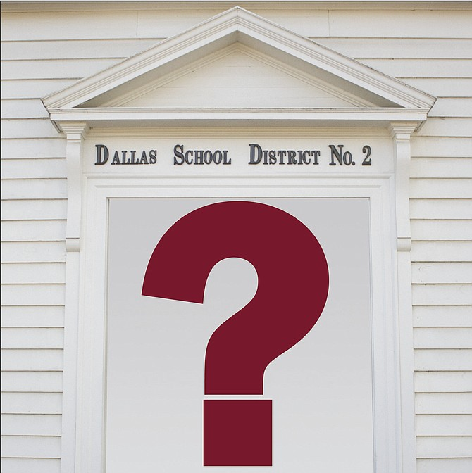 Finalists for the superintendent position for Dallas School District No. 2 will be in town on Thursday and Friday for second interviews and meet-and-greet sessions with community members.