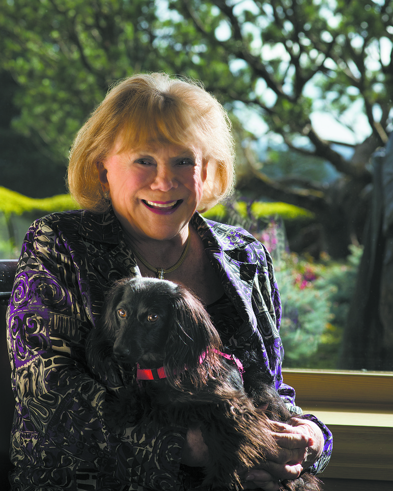 Arlene Schnitzer Reflecting On A Life Welllived Northwest - Arlene schnitzer