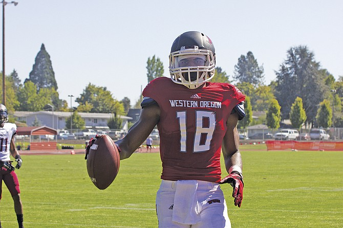 Western Oregon senior receiver Tyrell Williams is gaining interest from various NFL teams this spring.