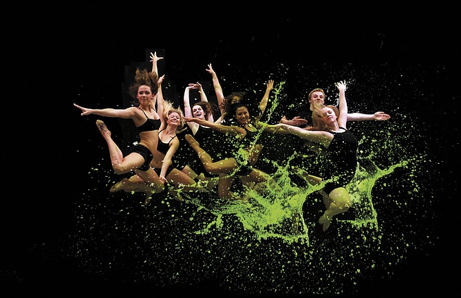 Western Oregon University's 2015 Spring Dance Concert is sure to make a splash with dances from guest choreographer Lauren Edson as well as students and faculty.