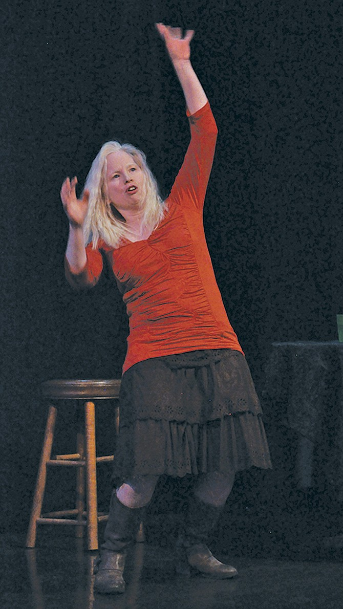 """The Portland Story Theater will perform """"Founders, Friends & Faves"""" on Friday evening."""