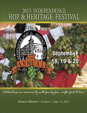For more on the 15th annual Hops & Heritage Festival including scheduling check out the festival guide.