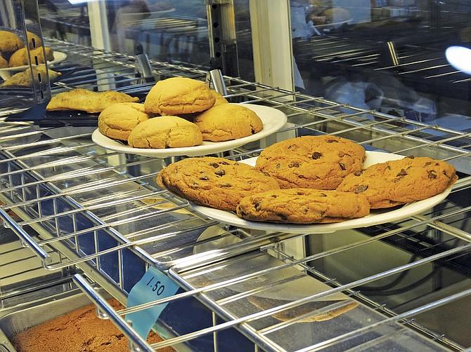 Hadley's Radio Bakery offers a variety of treats.