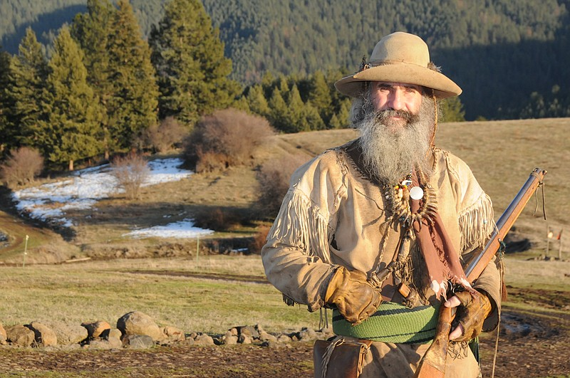 Jim Neighbors Death >> Bear Claw survives off land, thrives with help from Harpster neighbors | Idaho County Free Press