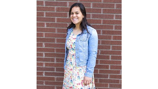 Miss Granger candidate Alexi Leon hopes she can bring more opportunities and activities to her community.