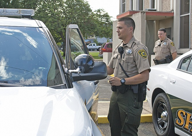 Sheriff goes back to 24 hours | Polk County Itemizer-Observer