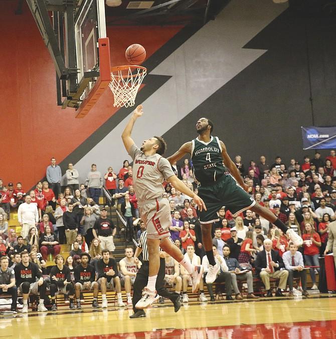 Former Western Oregon men's basketball player Devon Alexander will travel to Frankfurt, Germany next week for a tryout.