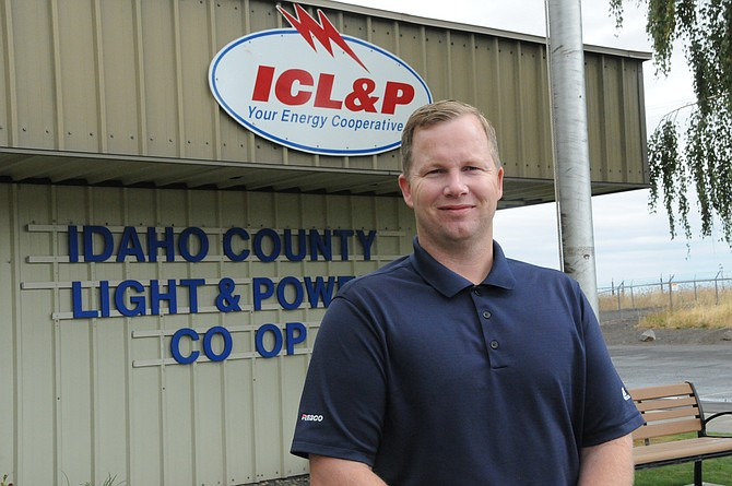 Max Beach is the new general manager for Idaho County Light and Power.