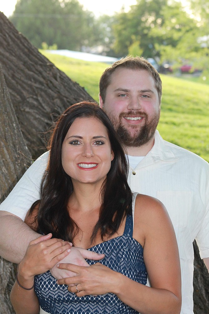Kristen Ackerman and Ryan Daly