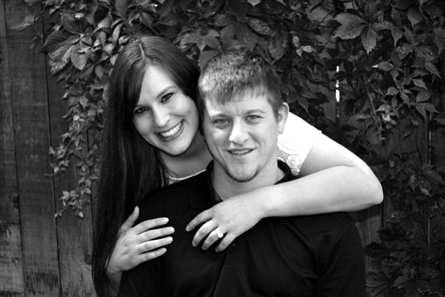 Kristi Poxleitner and Kyle Holthaus