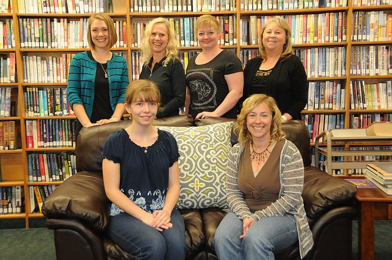 These are librarians