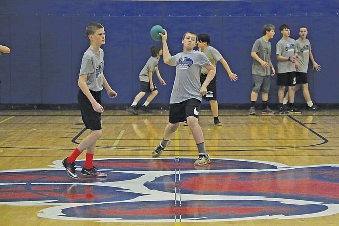 LaCreole Middle School is already near the new PE requirements for next school year.
