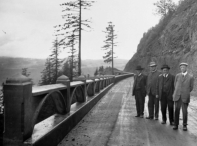 """King of Roads,"" a 47-minute film documentary, premieres Friday, Feb. 24, at Columbia Gorge Discovery Center & Museum in The Dalles, Oregon. Dinner will be served at 6 p.m., the program will start at 7. (Submitted photo)"