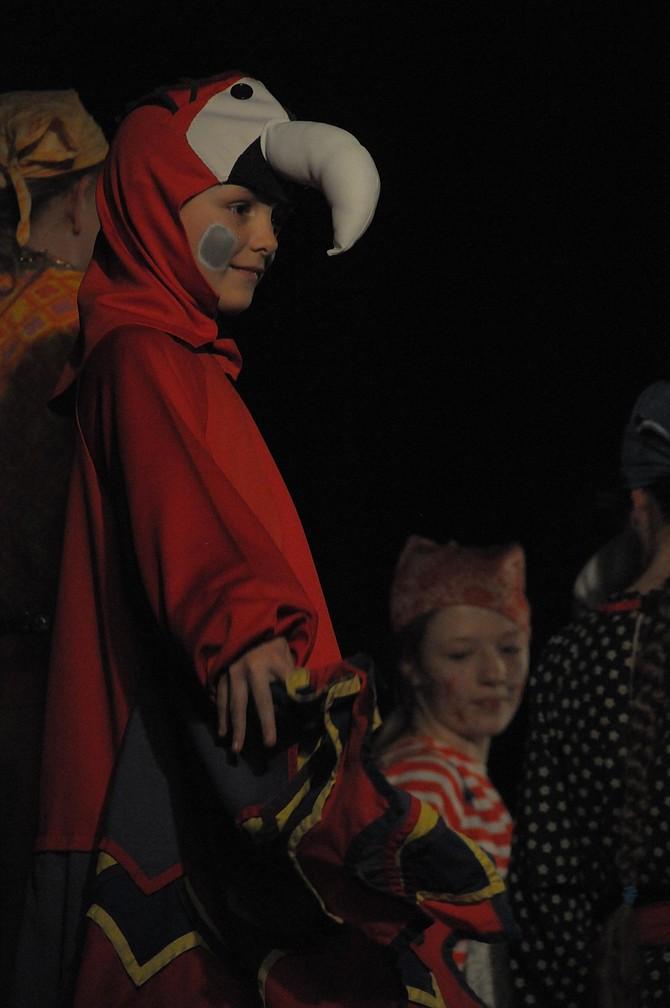Missoula Children S Theatre Treasure Island