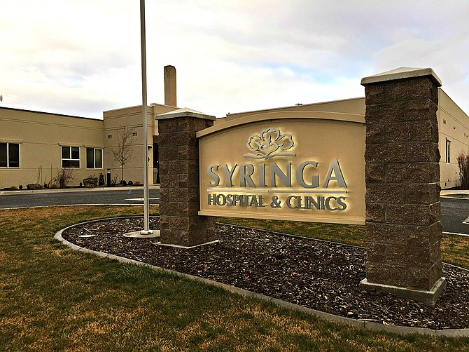 Syringa Hospital will have its board of trustee elections May 16.