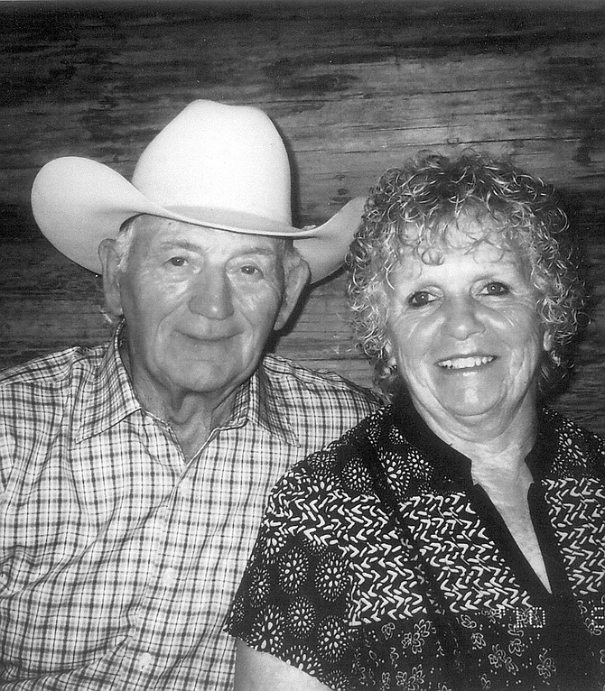 Orvil and Shirley Sears