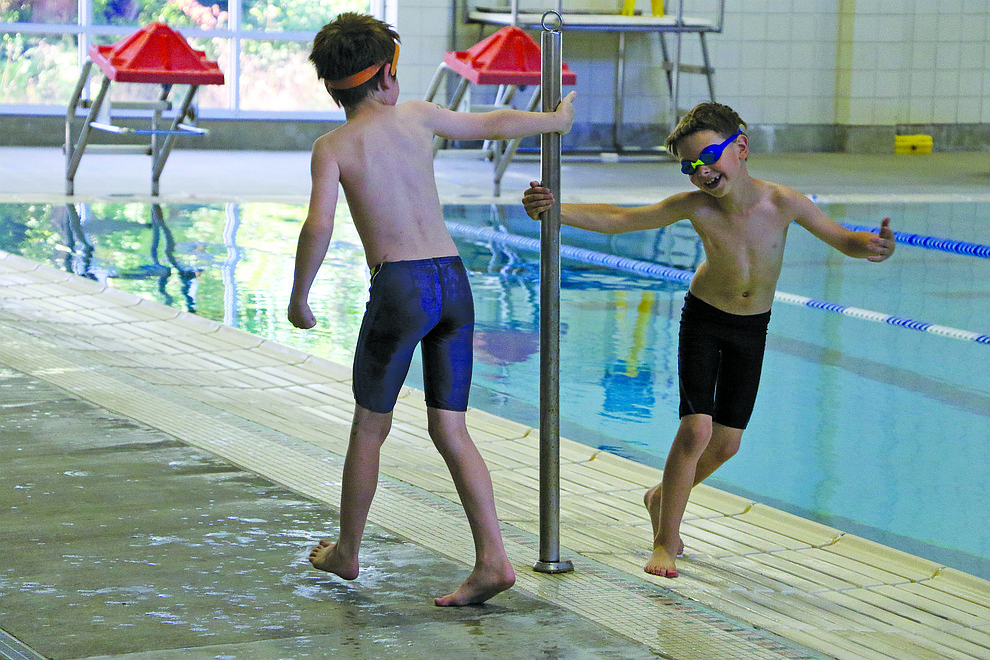 The Dallas Aquatic Center hosts a number of events, including the Kids Triathlon.