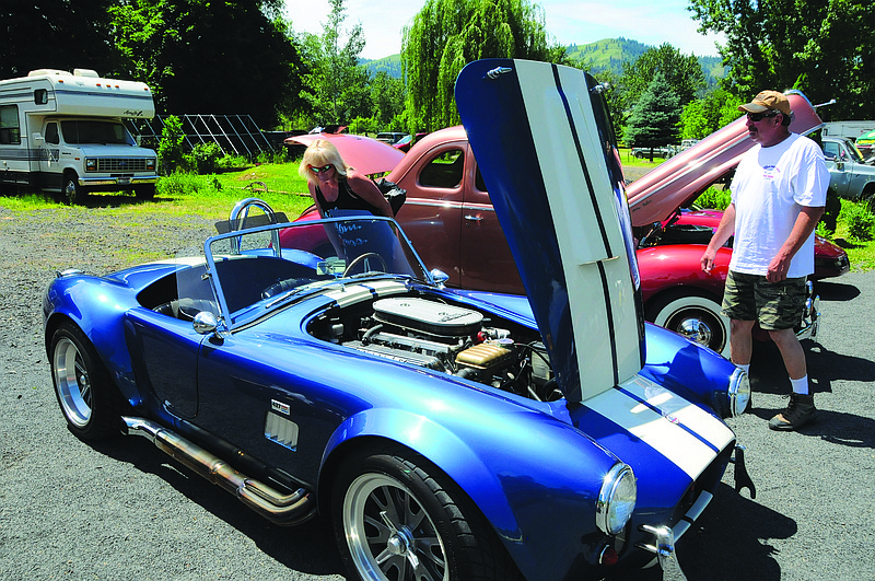 Classics on the clearwater idaho county free press for Classic motor cars of ellington