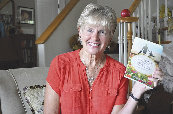 Dallas resident Petra Cole inspires others through her book who struggle with raising children who are born addicted to drugs and alcohol.