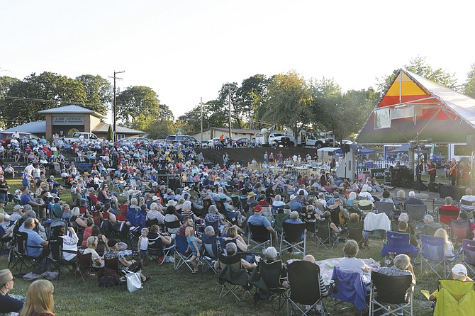 Johnny Limbo and the Lugnuts draws big crowds each year for the closing show to Sounds of Summer concert series in Dallas.