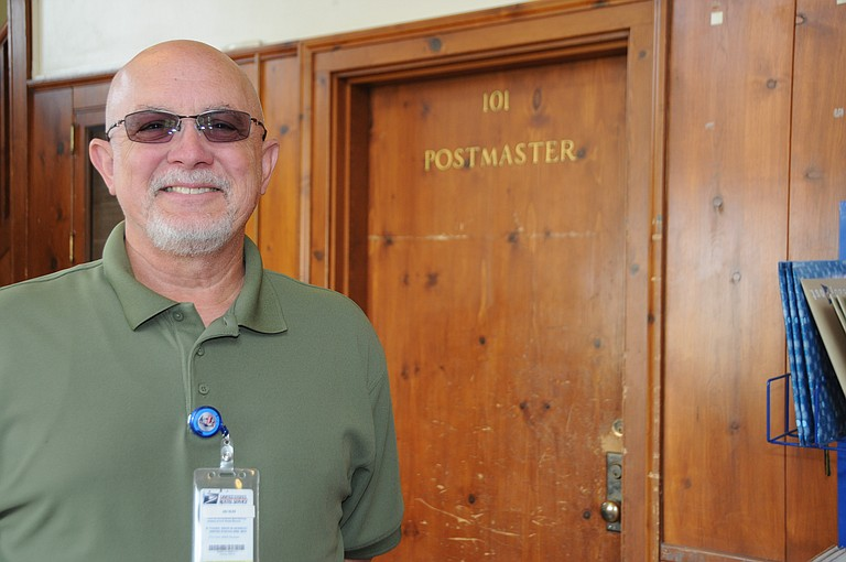 Jim Ward is the new postmaster in Grangeville. He was born in Georgia and most recently moved from Tennessee.