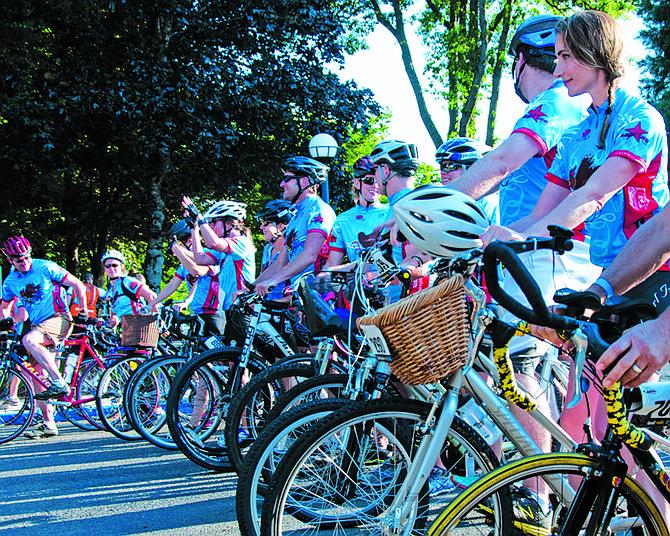 Bike MS returns to Western Oregon University this weekend.