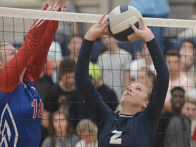 Grangeville's Kally Arnzen has long been the leading GHS setter, and under new coach Cheyenne Hudson's 6-2 system, she will have more opportunities to hit this fall.
