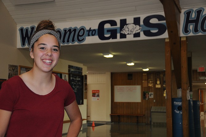 Kate Lutz is planning the Sept. 30 Flamingo Fun Run as her Grangeville High School senior project.