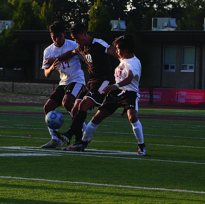 Central defeated Cascade 1-0 on Thursday.