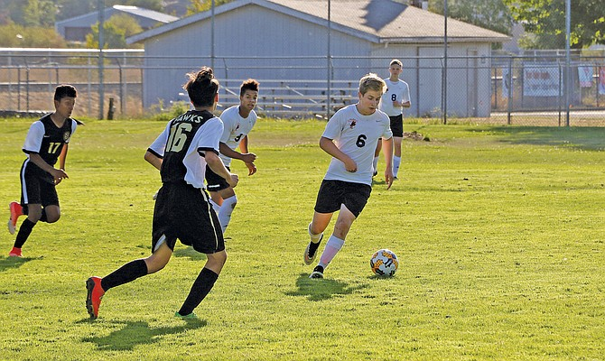 Dallas' boys soccer team is looking for consistency this fall.