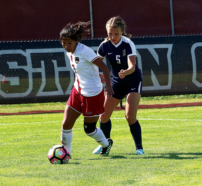 Western Oregon's women's soccer team tied Montana State, Billings on Saturday.