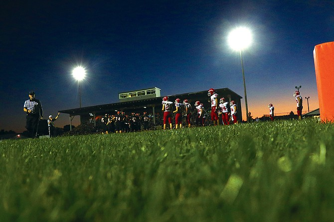 Central defeated Dallas 21-14 on Friday night.