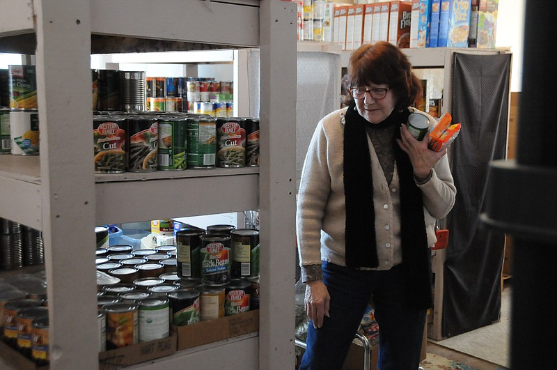 Food bank seeks Christmas dinner items