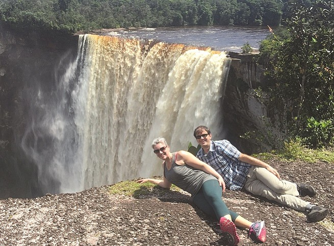 ws resident appointed director of tourism in guyana white salmon