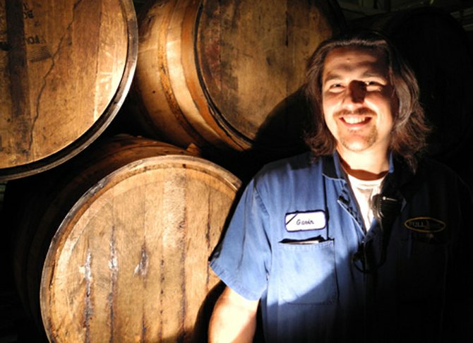 "FULL SAIL'S Gavin Lord — of ""Darkness,"" that is. He introduces his Brewer's Share ale on Dec. 4 and 6 in Portland and Hood River."