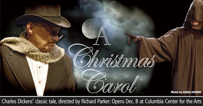 Dickens&#39; Christmas Carol