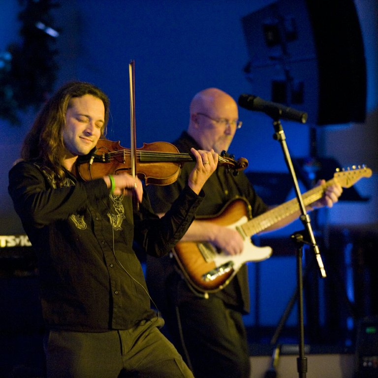Imagine a sumptuous musical mixture of rock, pop and classical all swirled together like a peppermint parfait served up by world-class musicians presented with high energy and uplifting spirit.