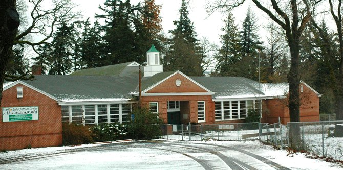 The Frankton School building was built in 1941 and last saw use as a home for educational development programs.